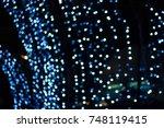 bokeh | Shutterstock . vector #748119415