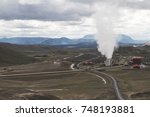 geothermal power generating...
