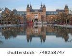 Rijksmuseum With I Amsterdam...