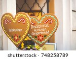Austrian Gingerbread Hearts...