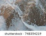 wave | Shutterstock . vector #748354219