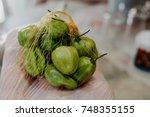 pepper package | Shutterstock . vector #748355155