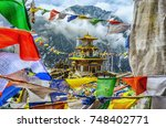 Taktsang Monastery Is A...