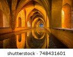 Baths Of Dona Maria Padilla At...