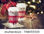 dallas  tx   november 4  2017 ...   Shutterstock . vector #748455535