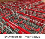 folsom  california  usa   oct 3 ... | Shutterstock . vector #748495021
