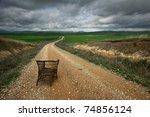 chair in the way | Shutterstock . vector #74856124