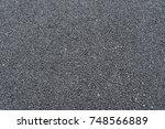 asphalt pavement | Shutterstock . vector #748566889