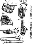Different Brass Instruments An...