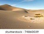 Sand Dune Landscape  Death...