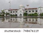 ipoh  malaysia   november 04 ...   Shutterstock . vector #748676119