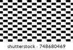 new smart phone for textured... | Shutterstock . vector #748680469