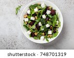 Beetroot  Arugula  Feta Cheese...