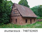 Ancient Rural House In The...