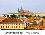 Hradcany And The Prague Castle...