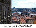 view from the church of st.... | Shutterstock . vector #748804489