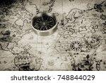 vinnitsa  ukraine   june 25  ... | Shutterstock . vector #748844029