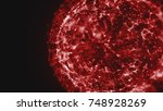 abstract sphere background....