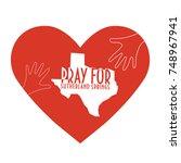 pray for sutherland springs...   Shutterstock .eps vector #748967941