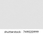 pattern stripe seamless gray... | Shutterstock .eps vector #749020999