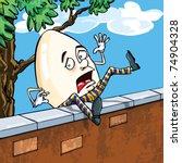 Humpty Dumpty Falling Of The...