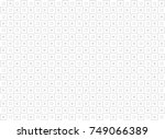 white abstract background... | Shutterstock .eps vector #749066389