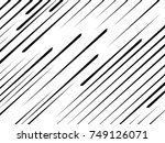 speed lines diagonal.motion... | Shutterstock . vector #749126071