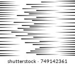 speed lines background.motion... | Shutterstock . vector #749142361