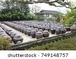 korean traditional  beautiful... | Shutterstock . vector #749148757