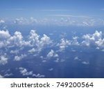 clouds in the sky | Shutterstock . vector #749200564