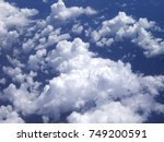 clouds in the sky | Shutterstock . vector #749200591