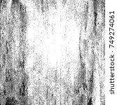 distress overlay thread texture.... | Shutterstock .eps vector #749274061