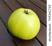Small photo of Pomme de Or, malus, domestica