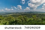 panoramic view at khao kho... | Shutterstock . vector #749390509