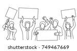 Vector Illustration Character...