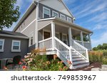 House In Beach House Style...
