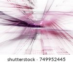 abstract purple background... | Shutterstock . vector #749952445