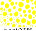 watercolor pattern | Shutterstock . vector #749994001