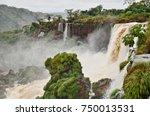 Small photo of Iguazú falls ,Misiones. Argentina