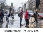 belfast  united kingdom   23...   Shutterstock . vector #750047125