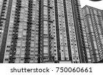 window condominium pattern | Shutterstock . vector #750060661