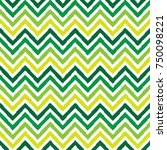 chevron background with green... | Shutterstock .eps vector #750098221