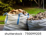 wastes from the production or... | Shutterstock . vector #750099205