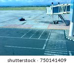 Small photo of A jet bridge (jetway, gangway, aerobridge/airbridge, air jetty, portal, skybridge or passenger boarding bridge is an enclosed, movable connector for embarkation or disembarkation of passengers