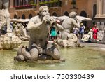 rome  italy   june 26  2013 ... | Shutterstock . vector #750330439