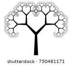flat vector computer generated  ... | Shutterstock .eps vector #750481171