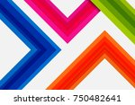 colorful background for... | Shutterstock .eps vector #750482641