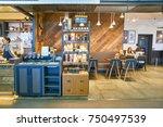 busan  south korea   circa may  ... | Shutterstock . vector #750497539