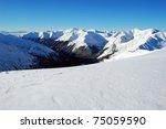 West Tatras In Winter