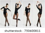 young and beautiful fashion... | Shutterstock . vector #750600811
